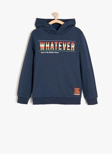 Koton Kids Sweatshirt İndigo
